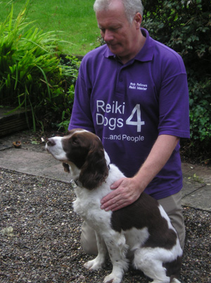 Reiki for Dogs: Safe and Effective Healing for Serene and Healthier Dogs
